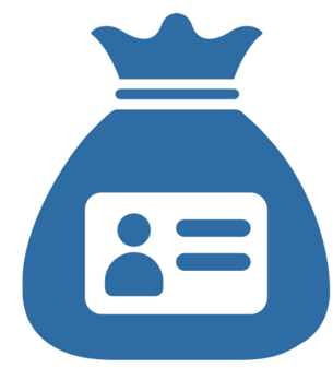 identity theft by Matt Wasser from the Noun Project